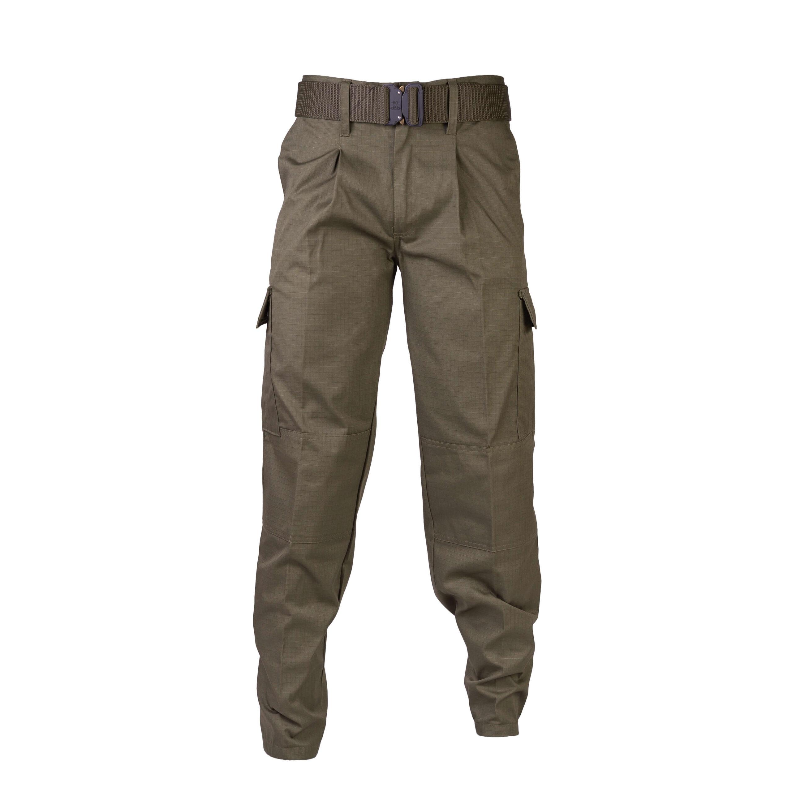 pantalon tactico verde alcatraz